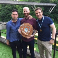 15-16 A team managers player of the year - David 'Yogi' Smith